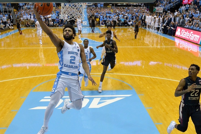 UNC ends historic run for newest member of the ACC elite