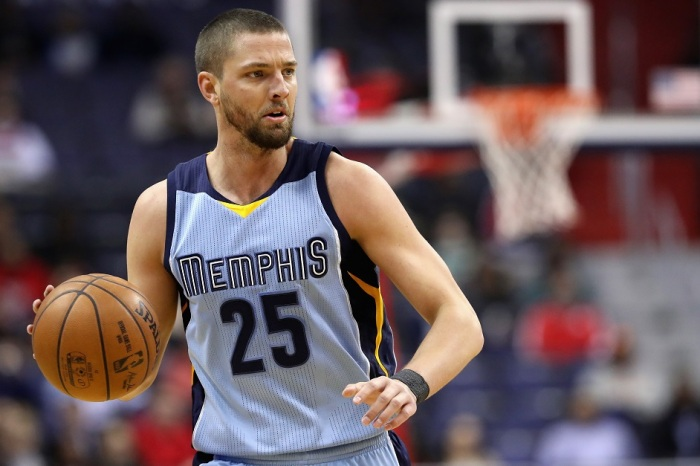 Rising Trail Blazers star rips Chandler Parsons with one savage tweet
