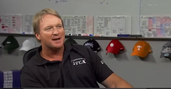 Another NFL head coach let go as the Jon Gruden rumors heat up