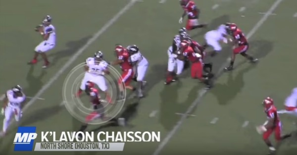 No. 4 overall DE K'Lavon Chaisson set to decide between three top programs