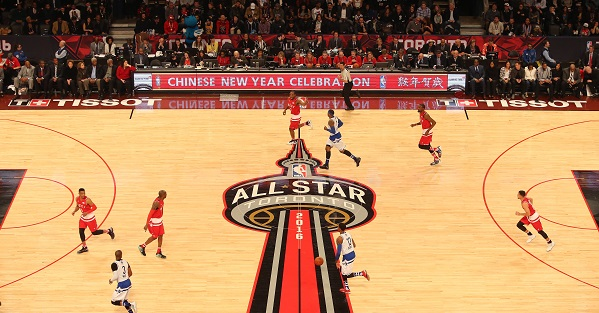All-Star game ballot returns show insane choice in second place for the West