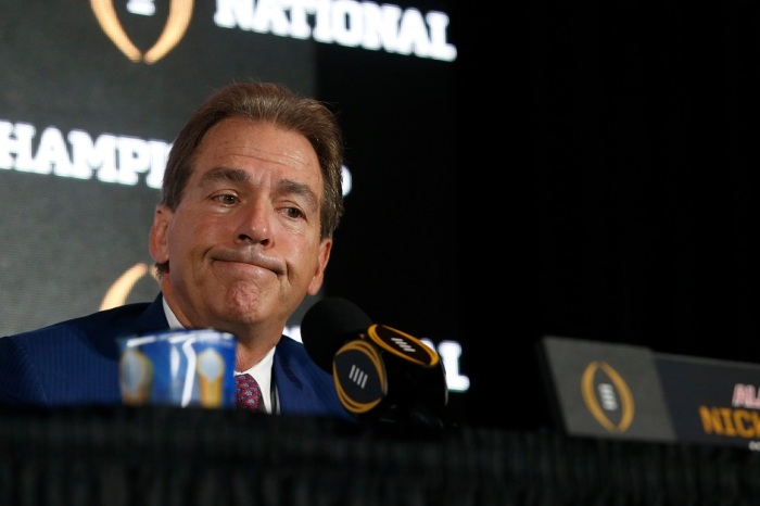 Report: SEC won't prevent Alabama from hiring maligned coach