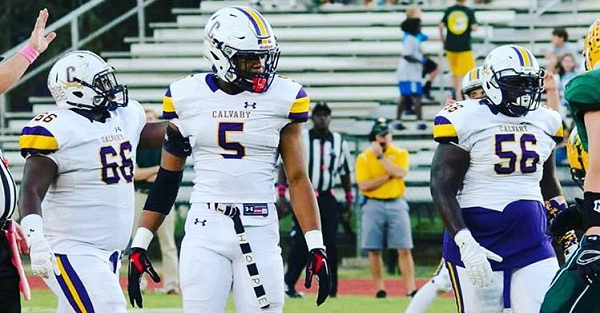 2019 four-star DE Nolan Smith spurns SEC powerhouses to commit to another