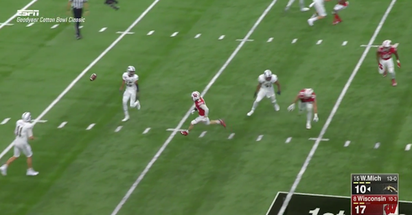 Cotton Bowl gave us the most useless trick play in college football bowl history