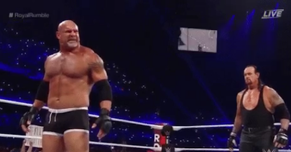 WrestleMania plans reportedly falling into place for Goldberg, Brock Lesnar and Undertaker