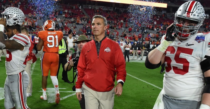 Urban Meyer, Ohio State under fire for a controversial video
