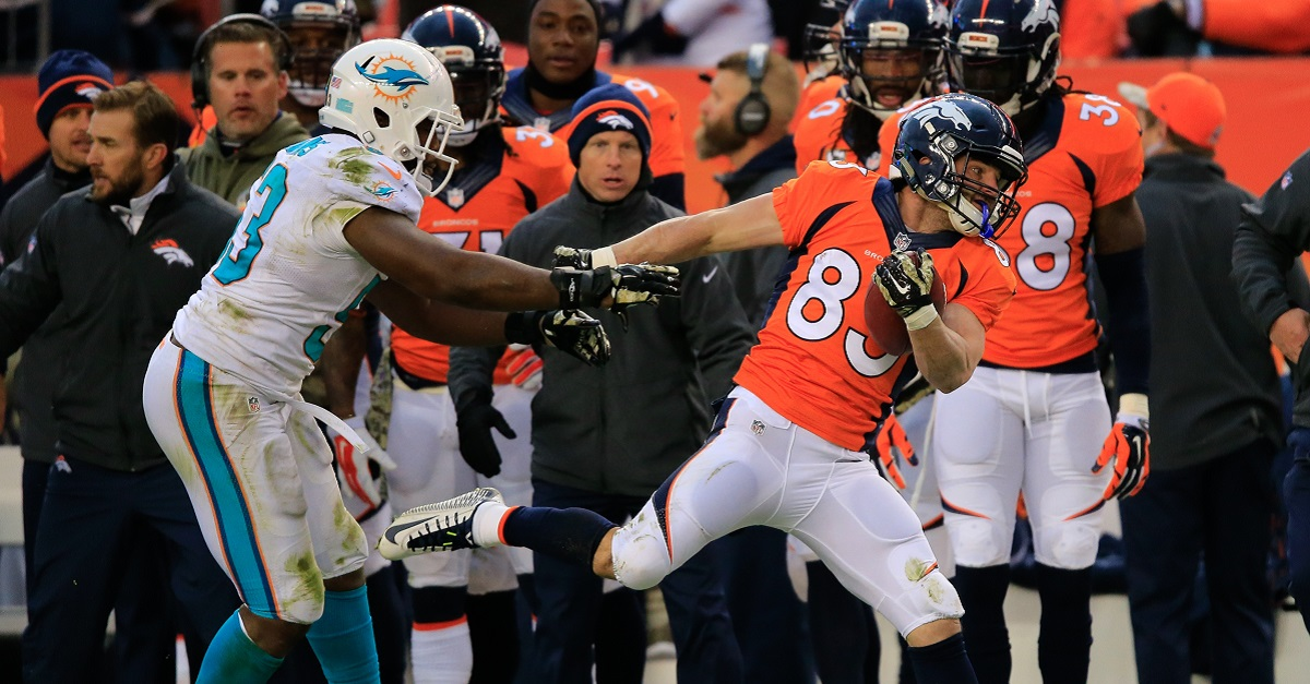 Report: Former NFL Pro Bowler Wes Welker interested in joining college coaching staff