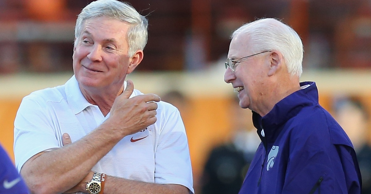 """Legendary college coach reportedly hospitalized with """"undisclosed health issue"""""""