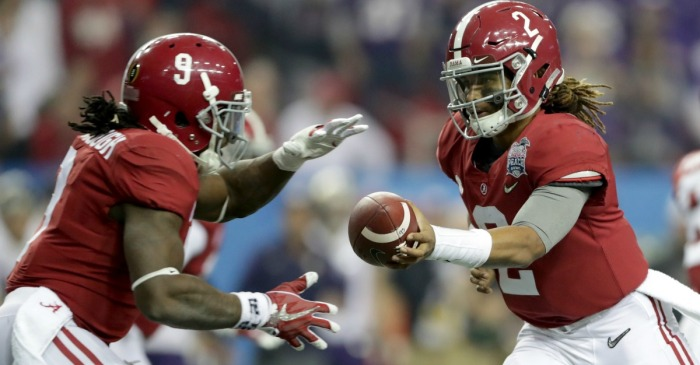 Odds are, two Alabama players are going to get serious consideration for the Heisman