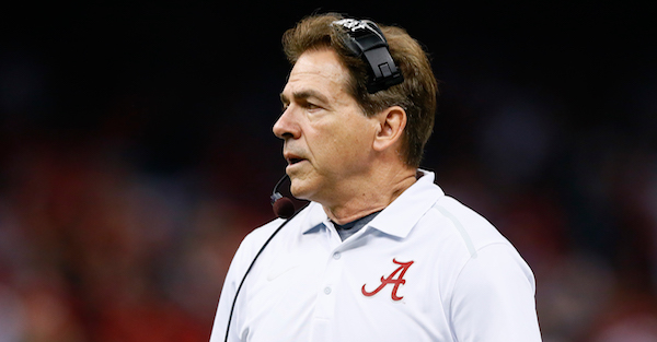 Nick Saban hints at new OC's game plan, and it won't make some Alabama fans happy