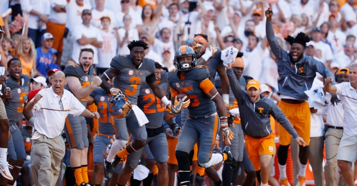Tennessee dealt bad news as rising star reportedly charged with misdemeanor