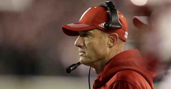 Nebraska has reportedly fired Mike Riley following worst record since 1961