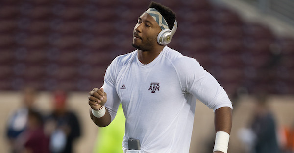 Likely top pick Myles Garrett responds after video of him asking for Cowboys trade rocks the internet