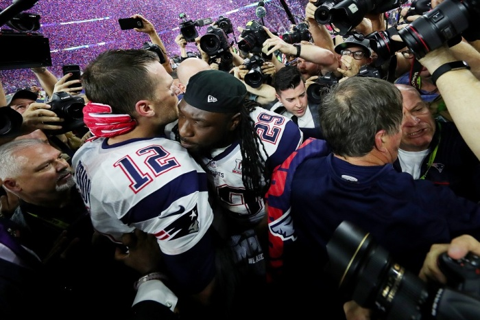 Key member of Super Bowl champion Patriots reportedly signs on with NFC squad