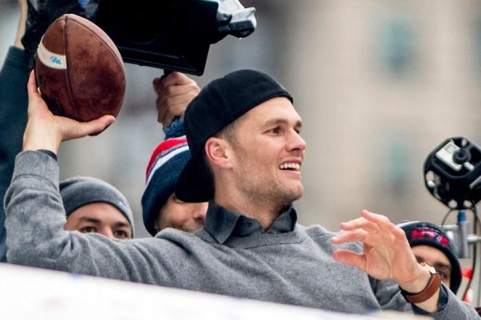 "Super Bowl champion WR sent one very clear message: ""F*** Tom Brady"""