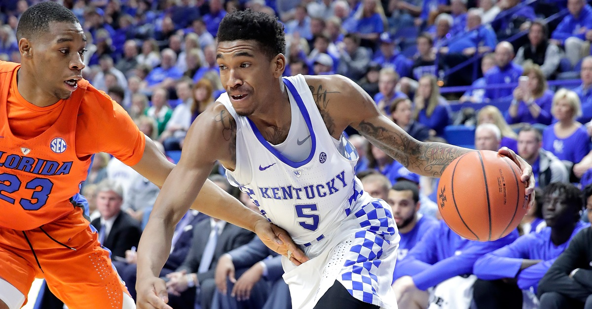 Malik Monk sets crazy new Kentucky record in win over rival