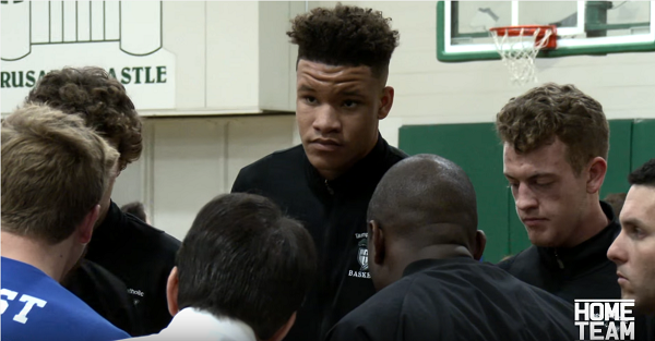 Five-star forward Kevin Knox taking final official visit this weekend