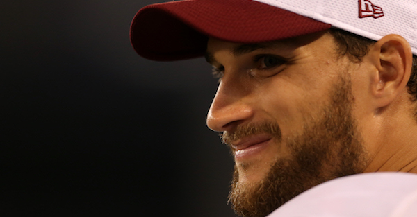 Only one NFL franchise reportedly willing to hand Kirk Cousins lucrative contract