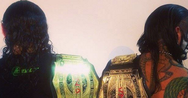 It looks like the Hardys will return to WWE if they can solve this one issue