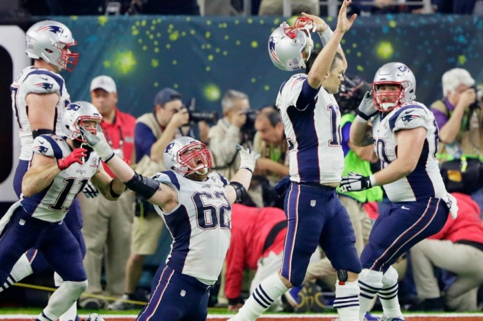 A fan thinks the Super Bowl was rigged, and her crazy theory is getting a lot of attention