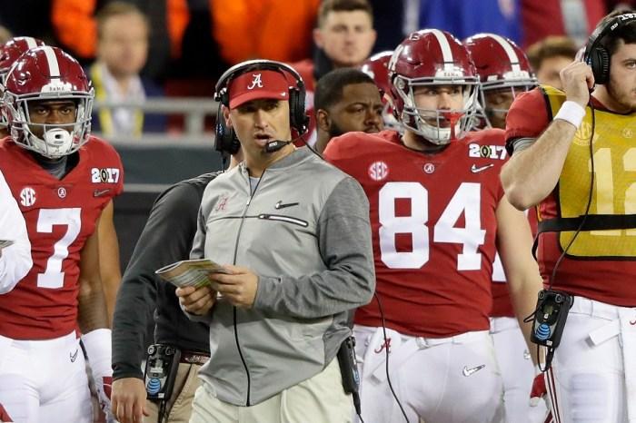 Steve Sarkisian explains why he left Alabama for the Atlanta Falcons