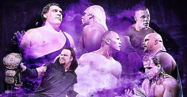 WWE dream match reportedly penciled in for WrestleMania 34