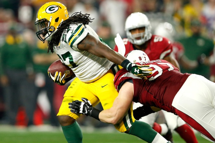 After reported massive weight gain, Eddie Lacy comments on motivation joining Seahawks