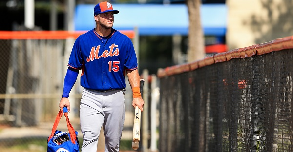 Tim Tebow's baseball career has taken another positive step forward