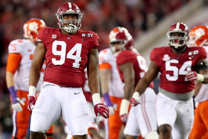 Meet the Alabama defenders destined to be every opponent's nightmares
