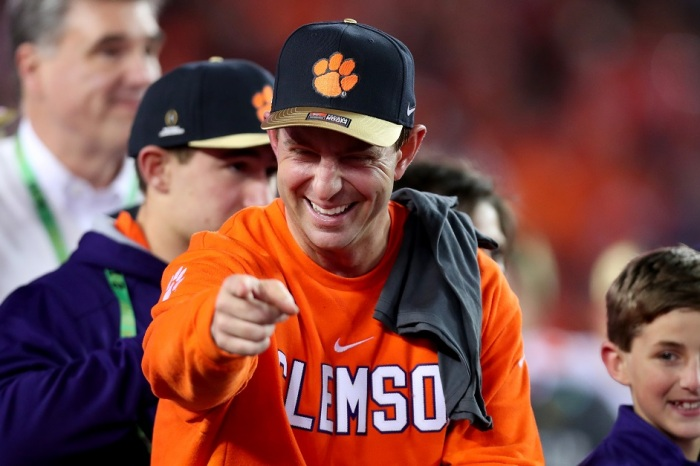 Clemson's first opponent is looking for walk-on players just days ahead of matchup