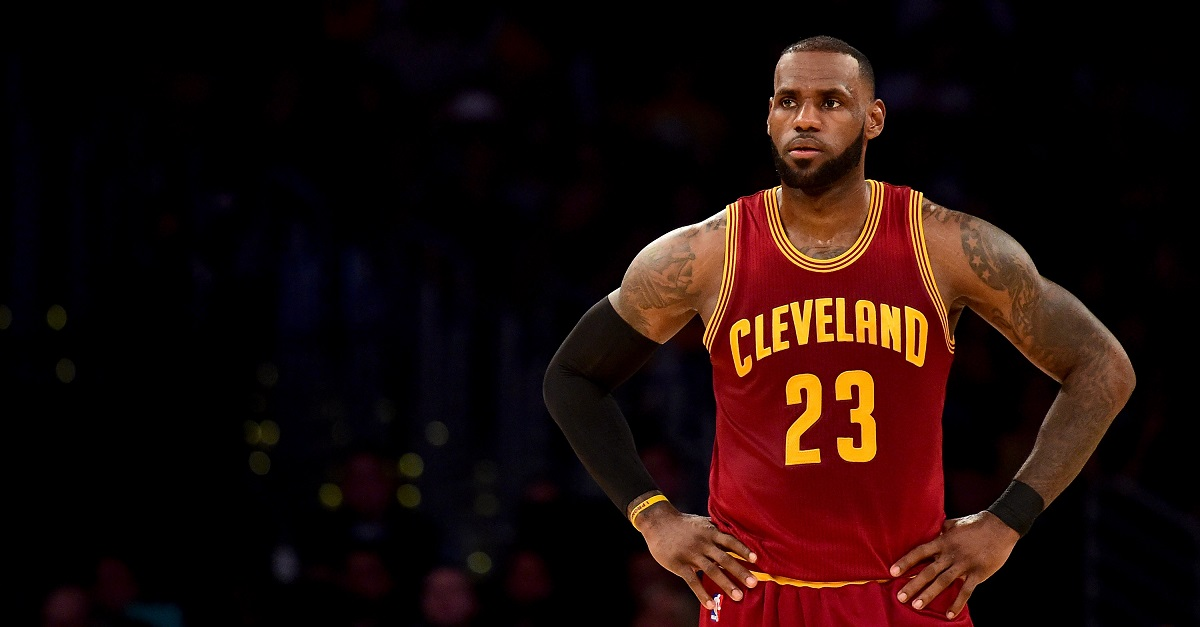 "LeBron James speaks out on infamous ""Dan Gilbert letter,"" believes it had racial overtones"