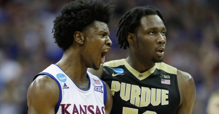 At least one top five pick is going to keep us waiting on an NBA Draft decision