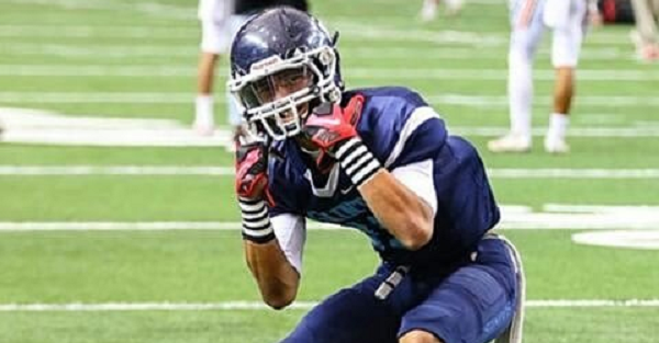 Nation's No. 2 WR Jadon Haselwood has made a commitment