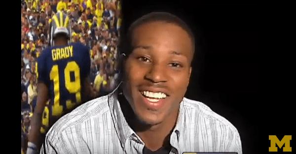 Former Michigan star facing a felony after drug arrest