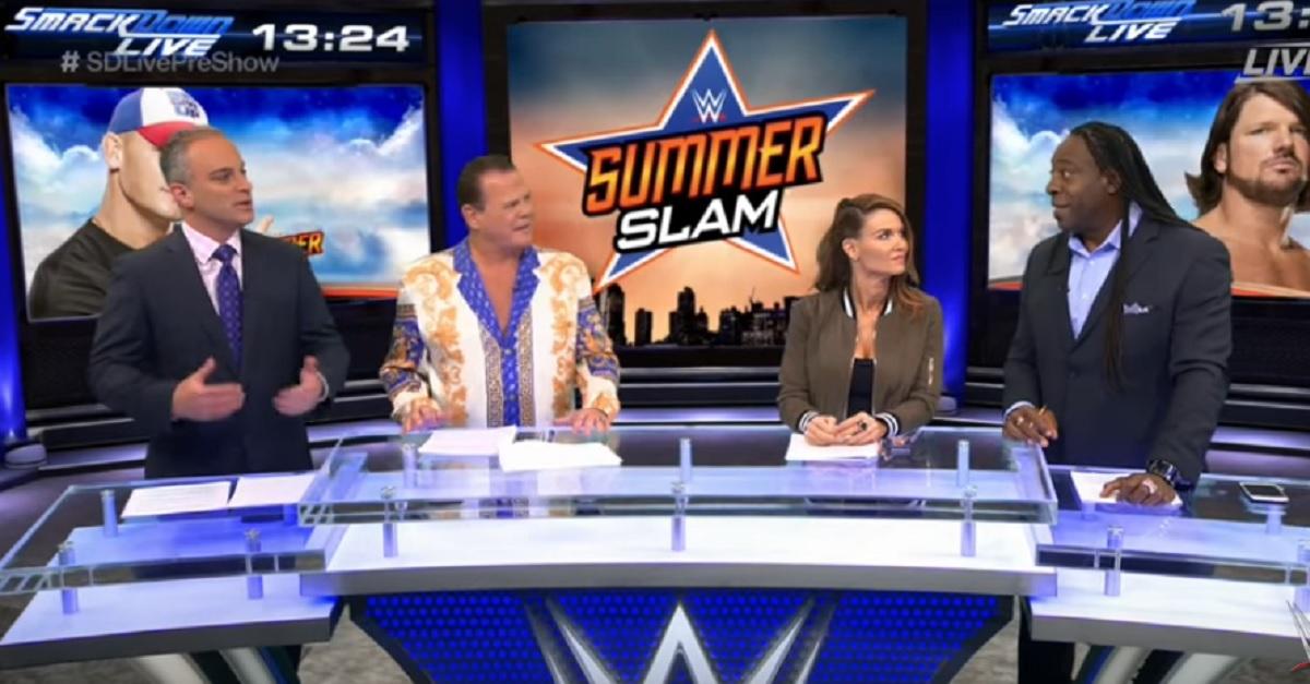 A pro wrestling legend wants a retirement match, but here's why WWE won't let it happen