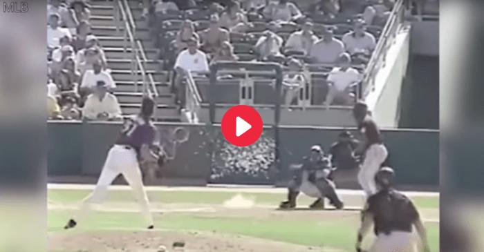 Randy Johnson Made a Bird Explode 19 Years Ago