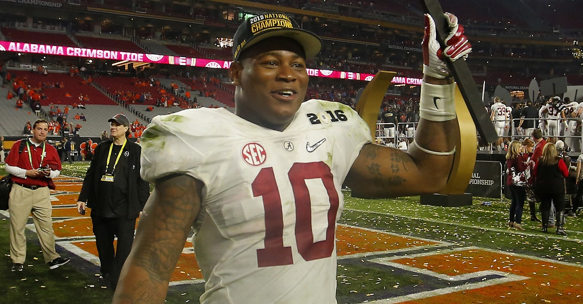 Nick Saban backs Reuben Foster, talks up his draft stock