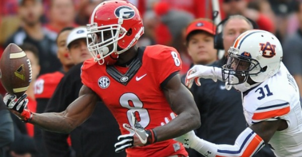 Georgia sophomore playmaker arrested late Saturday night