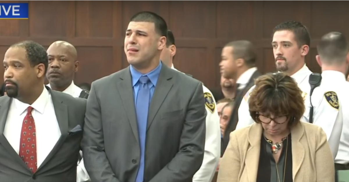 More bloody details emerge in the Aaron Hernandez suicide