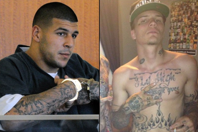 A new, stunning development in the Aaron Hernandez case adds more mystery to his death