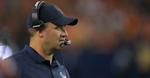 After dramatic drop off, embattled coach makes firm statement on his NFL future