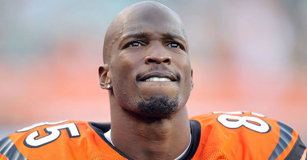 39-year-old Chad Ochocinco said he could, then actually shut down one of the best receivers in the game