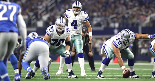 The Cowboys just reloaded in a big way and are well set for the long-term