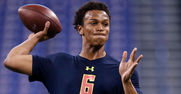 "One top Draft prospect has ""diva qualities"" according to one NFL head coach"