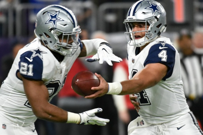 Cowboys' star quarterback Dak Prescott makes bold prediction ahead of 2017 season