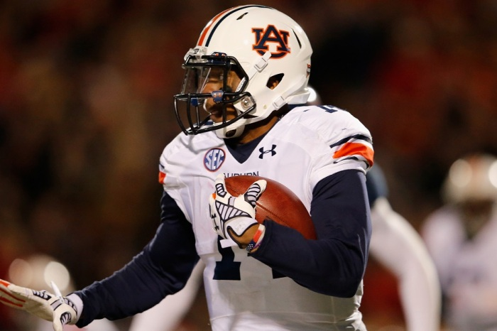 Former Auburn QB suspended by the NFL for PEDs