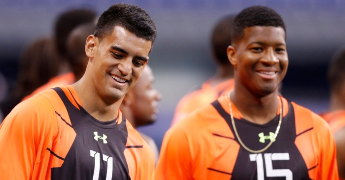 Sports Science says one QB in this draft is better than several Heisman winners