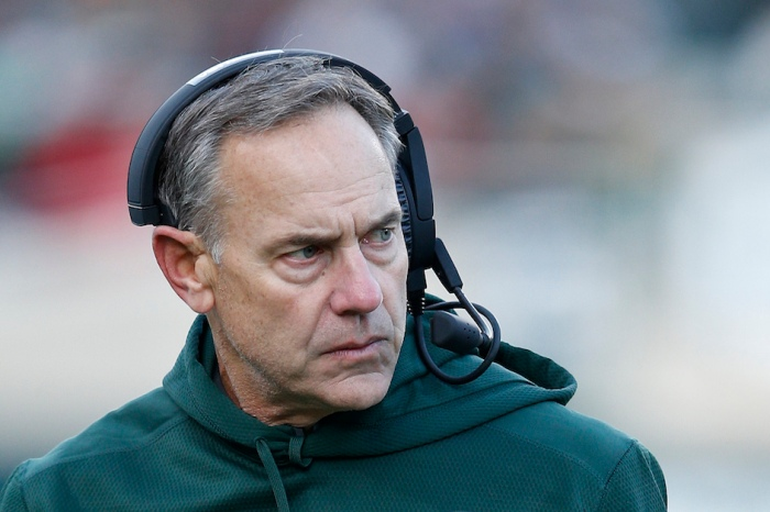 Michigan State's Mark Dantonio Steps Down After 13 Seasons