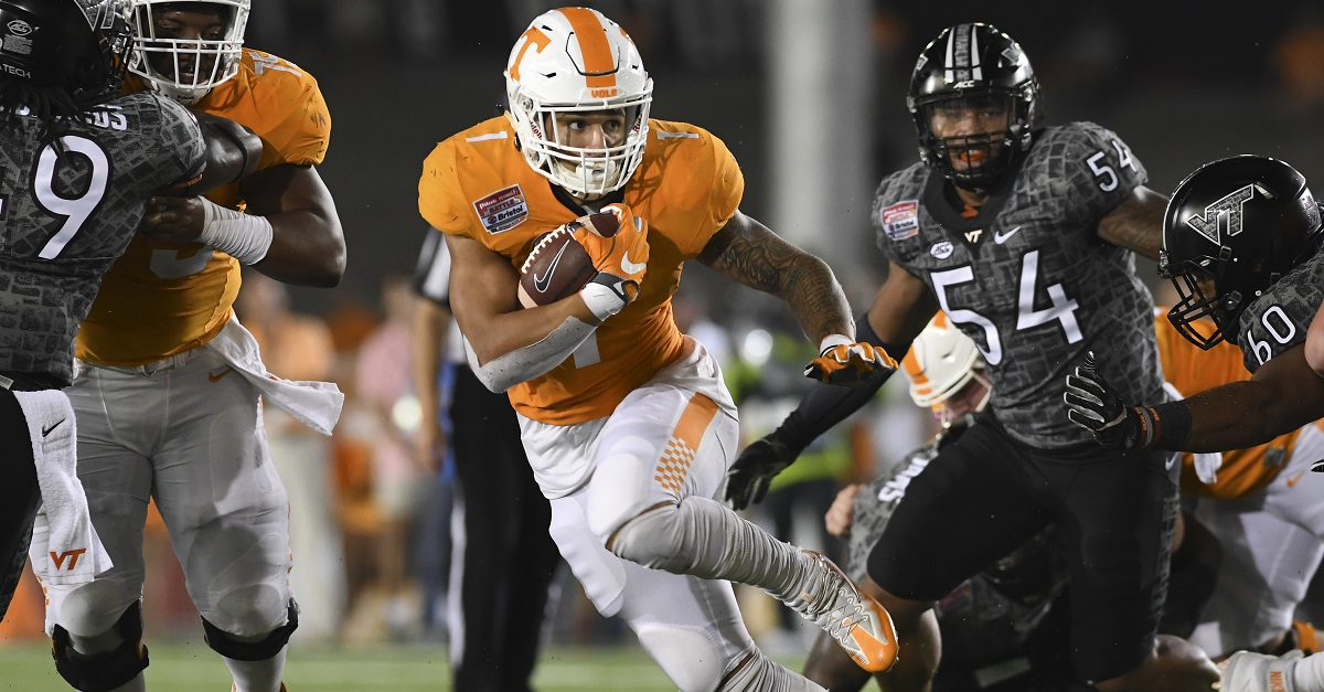 Father of former Tennessee RB Jalen Hurd reveals Butch Jones game plans in latest post trashing him