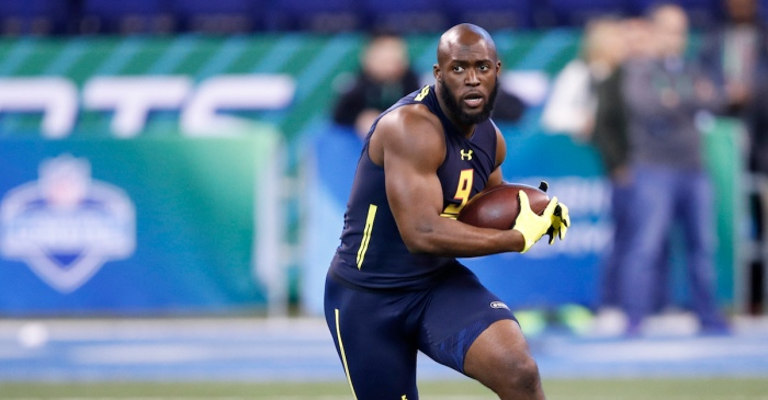Leonard Fournette receives the utmost compliment from an SEC legend following Jaguars depth chart release